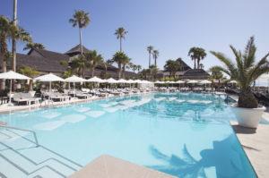 Estepona beach Club Wedding Venue