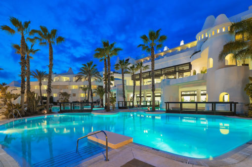 Beachfront Hotel Estepona - 15