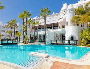 Beachfront Hotel Estepona - 6