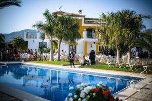 Estepona Beachfront Wedding Venue