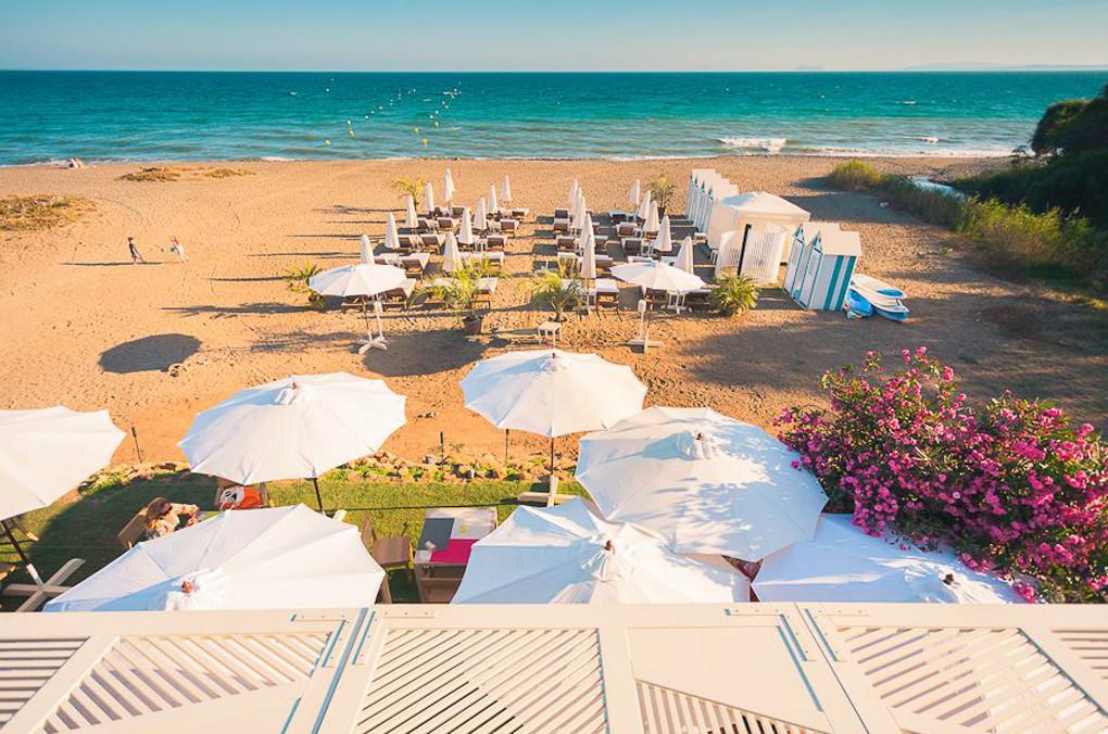 Beach Club Weddings Service Spain