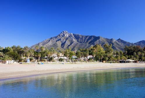 Beach Side Marbella Wedding Venue Available With Planner Spain