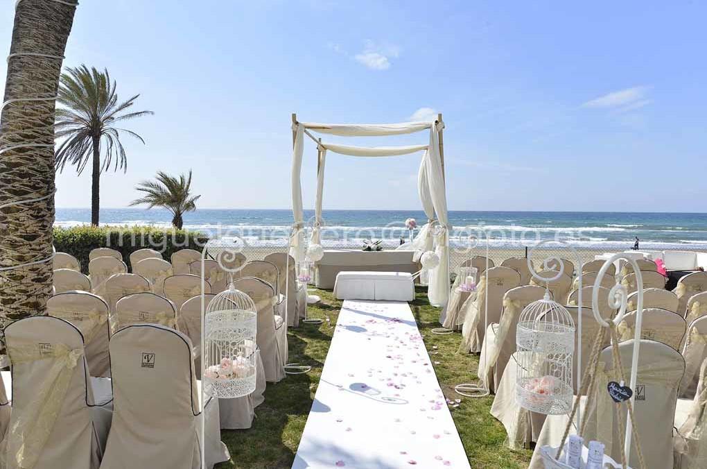 5 Hotel Weddings Service Spain