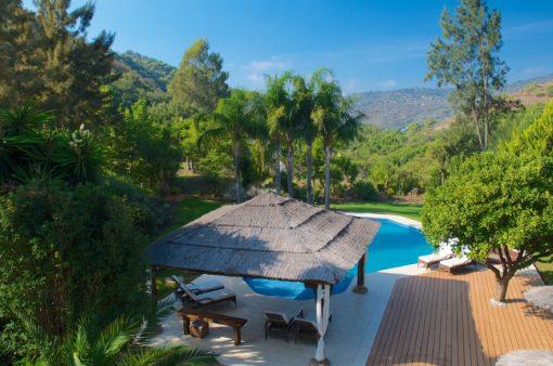 1 garden outdoorpool at daytime
