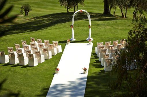 La Cala Ceremony