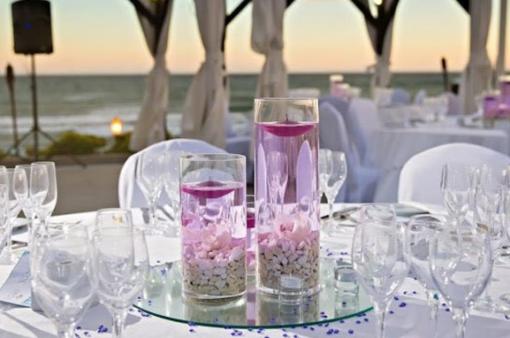 Marbella beach wedding venue
