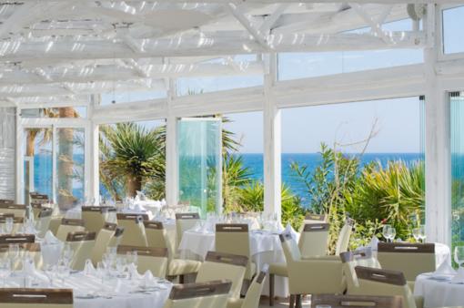 Mijas beach wedding venue