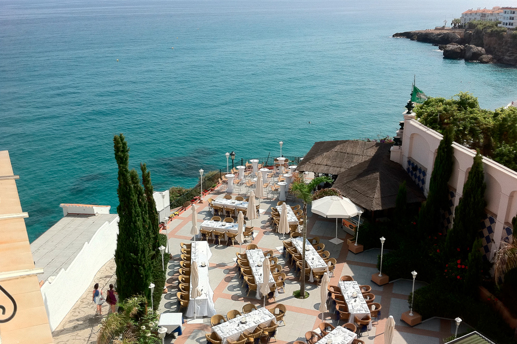 Beach Venue Nerja Weddings Service Spain